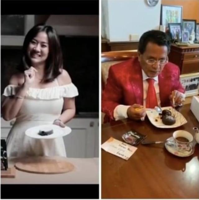 Ini Iwan Judojono, Pria yang Berhasil  Merebut Hati Tante Ernie 19 Tahun Lalu (367443)