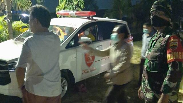 Cerita Warga Desa Pandau Jaya, Riau, Memanusiakan Pasien Positif COVID-19 (544)