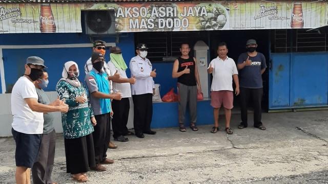 Cerita Warga Desa Pandau Jaya, Riau, Memanusiakan Pasien Positif COVID-19 (545)