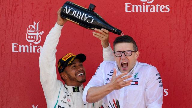 Formula 1: Para Pebalap F1 Buka Suara soal Kasus George Floyd (1242545)