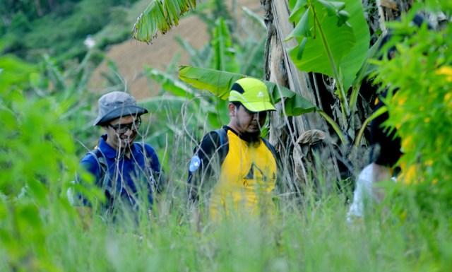 Trekking Perbukitan Dusun Kopi di Garut, Jawa Barat (38632)