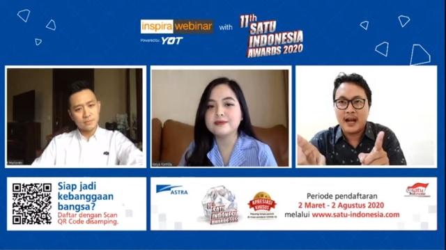 23 Milenial Jadi Finalis SATU Indonesia Awards Astra (151651)