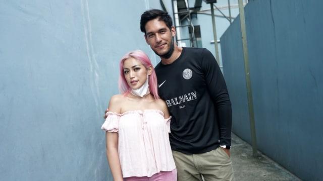 Kepergok Jalan Bareng, Jessica Iskandar dan Richard Kyle Balikan? (94291)