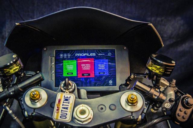 Unik, Motor Listrik Ini Bisa Keluarkan Suara Khas Motor 2-Tak (46619)