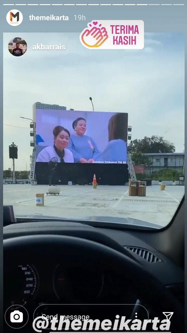 Film Susah Sinyal Tayang di Drive In Cinema Tanpa Izin, Chand Parwez Kecewa (5843)
