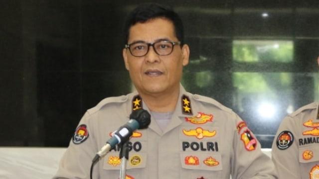 Polri Minta Hakim Hukum Mati Kompol Imam yang Jadi Kurir Sabu 16 Kg (1)