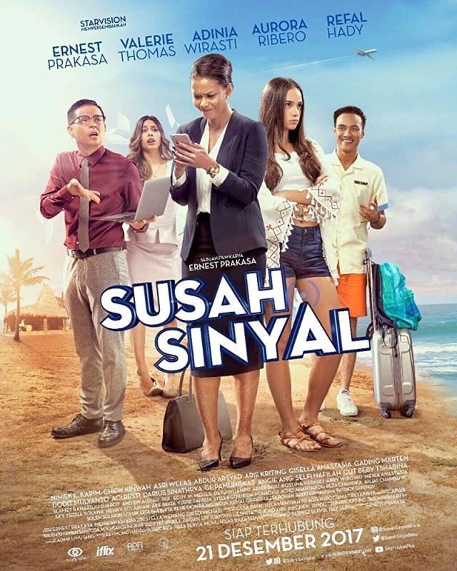 Film Susah Sinyal Tayang di Drive In Cinema Tanpa Izin, Chand Parwez Kecewa (5841)