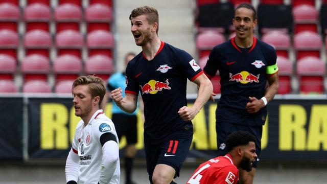 Nagelsmann: RB Leipzig Tak Bisa Menahan Kepergian Timo Werner (444561)