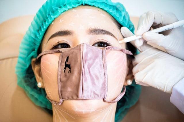 Cara Unik Klinik Kecantikan Thailand Buka Praktik di Tengah Pandemi Corona (123394)