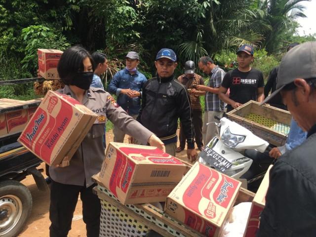 Melihat Gerakan Sosial Jurnalis di Kalbar Bantu Warga yang Terdampak COVID-19 (237271)