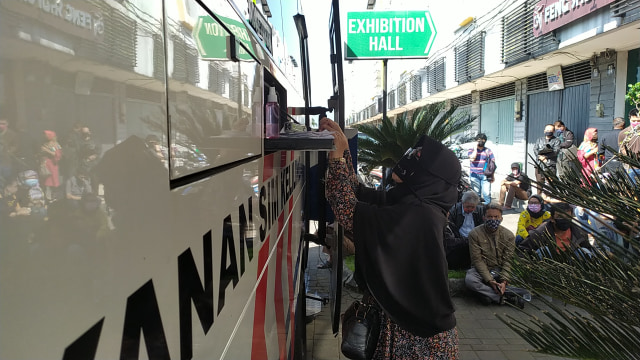 Jadwal SIM Keliling dan Gerai SIM di Jakarta, Senin 22 Februari 2021 (24320)