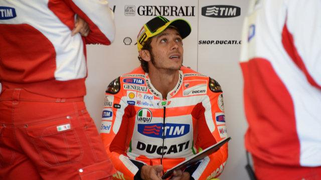 Saat Gagal di Ducati, Valentino Rossi Sempat Ingin Pensiun dari MotoGP (57265)