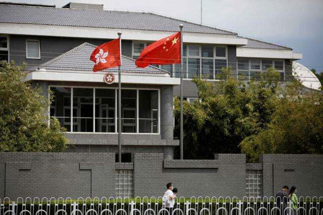 Gedung Parlemen Hong Kong