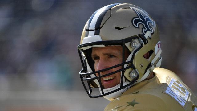 NFL: Gara-gara Ucapan Kontroversialnya, Drew Brees Dikritik Rekan Setim Sendiri (12166)