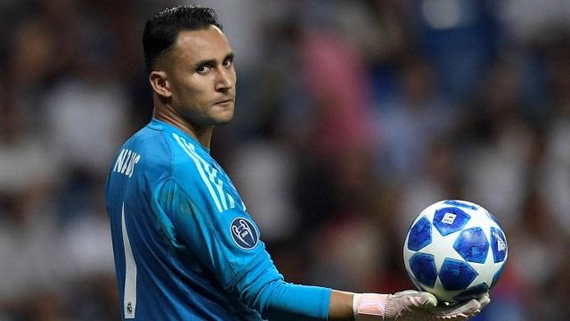 Bagi Morientes, Keylor Navas Layak Disebut Legenda Real Madrid (979712)