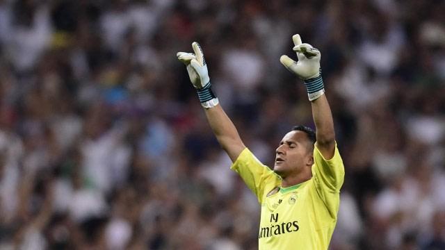 Bagi Morientes, Keylor Navas Layak Disebut Legenda Real Madrid (979713)