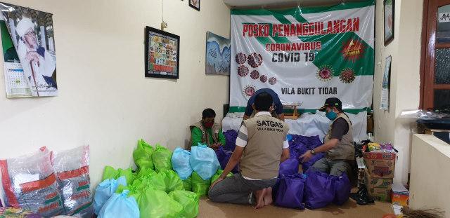 Gerakan Belanja ke Tetangga, Cara Warga VBT Malang Eksis di Tengah Pandemi (185486)