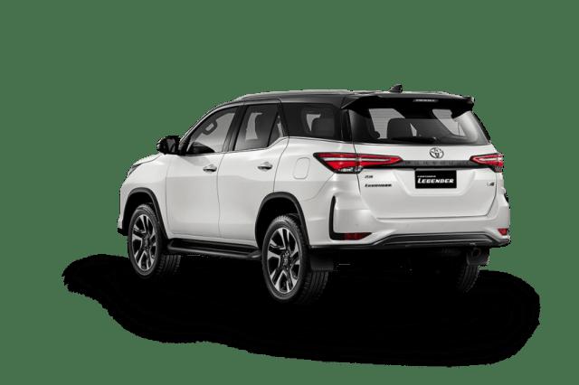 Alasan Toyota Tak Menjual Fortuner Tipe Legender (20606)