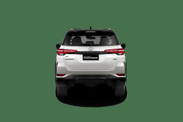 Alasan Toyota Tak Menjual Fortuner Tipe Legender (20607)