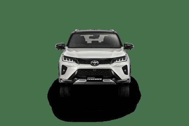 Alasan Toyota Tak Menjual Fortuner Tipe Legender (20603)