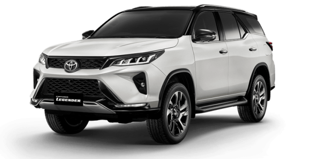 Alasan Toyota Tak Menjual Fortuner Tipe Legender (20604)