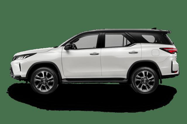 Alasan Toyota Tak Menjual Fortuner Tipe Legender (20605)