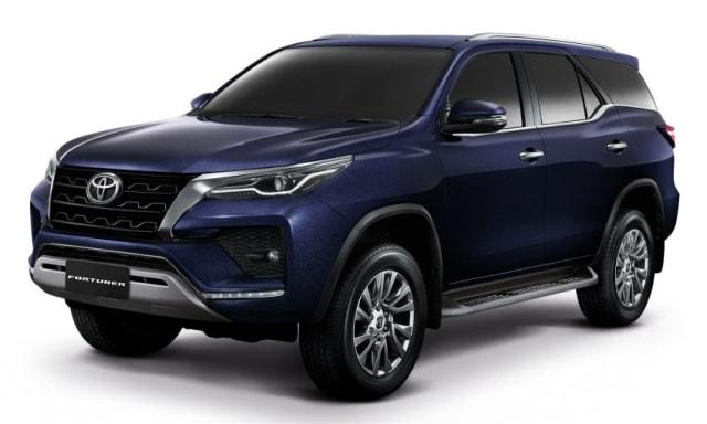 Bocoran Terkini New Toyota Fortuner 2020, Harga Naik Rp 11 Jutaan (3)