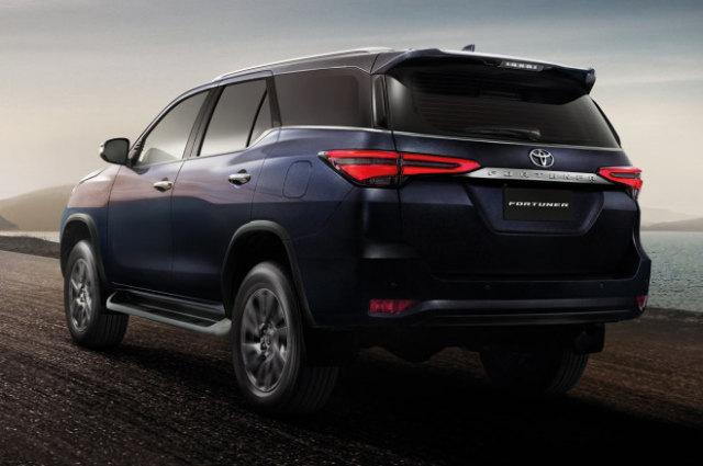 Bocoran Terkini New Toyota Fortuner 2020, Harga Naik Rp 11 Jutaan (5)