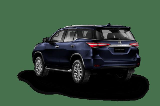 Bocoran Terkini New Toyota Fortuner 2020, Harga Naik Rp 11 Jutaan (2)