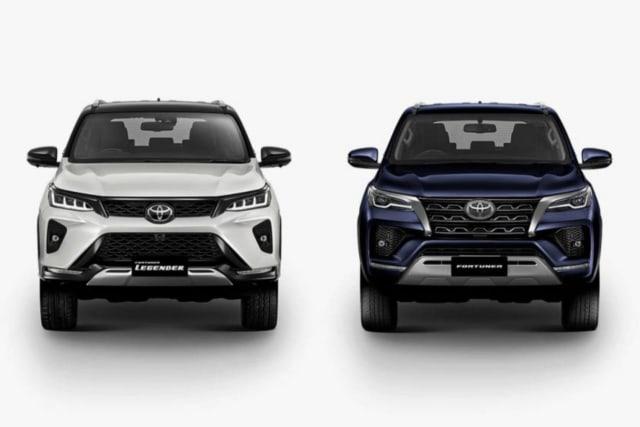 10 Perbedaan Toyota Fortuner 2020 dan Tipe Legender (205459)