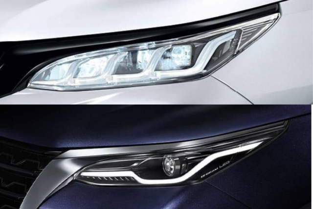 10 Perbedaan Toyota Fortuner 2020 dan Tipe Legender (205457)