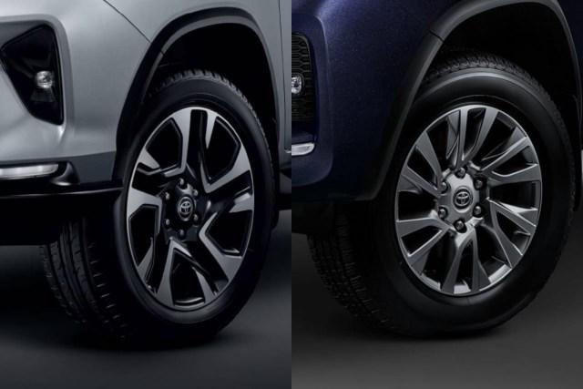 10 Perbedaan Toyota Fortuner 2020 dan Tipe Legender (205460)