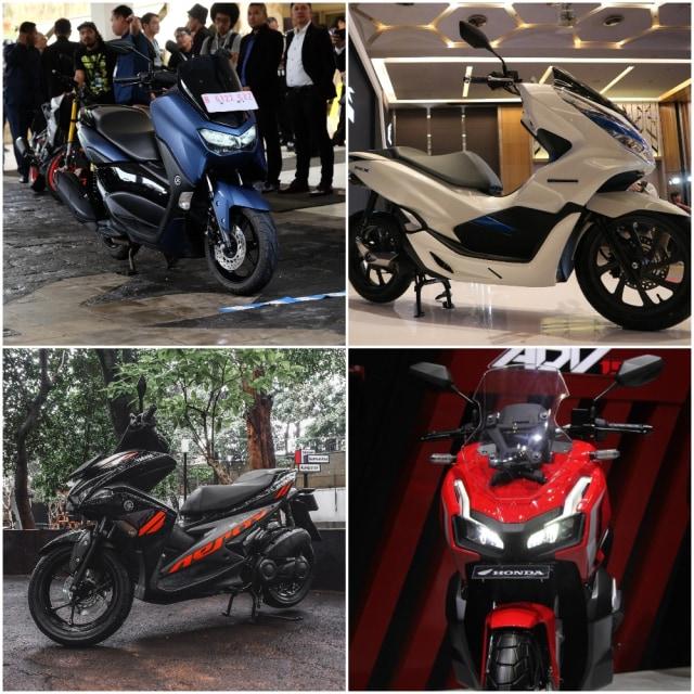 Harga Motor Matik 150 Cc Awal Juni 2020, Termurah Rp 24 Jutaan (732094)