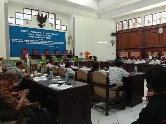 Pembangunan Mall Maumere Tunggu Keputusan Politis Pemkab Sikka dan DPRD (2590)