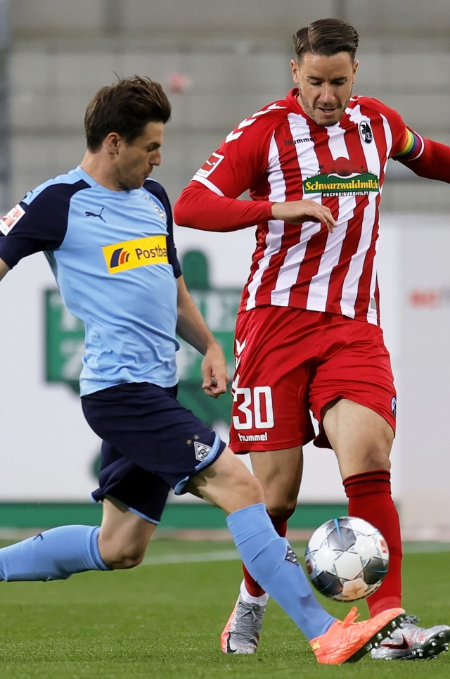 Bundesliga: Borussia Moenchengladbach Takluk Satu Gol Tanpa Balas dari Freiburg (300118)