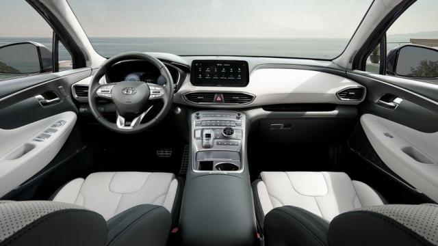 Inilah Hyundai Santa Fe Terbaru, Pesaing Toyota Fortuner Legender (295103)