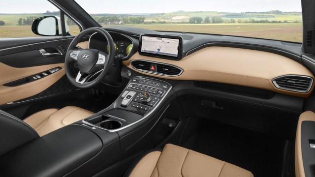 Hyundai Santa Fe Terbaru Ada di Daftar NJKB DKI Jakarta, Meluncur 2021? (214915)