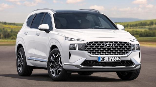 Hyundai Santa Fe Terbaru Ada di Daftar NJKB DKI Jakarta, Meluncur 2021? (214910)
