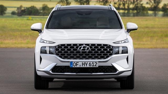 Hyundai Santa Fe Terbaru Ada di Daftar NJKB DKI Jakarta, Meluncur 2021? (214912)