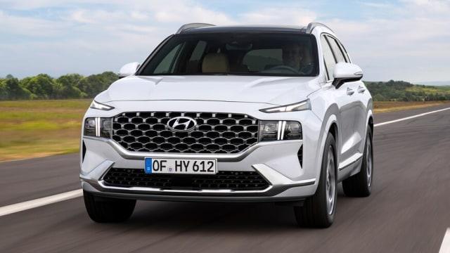 Hyundai Santa Fe Terbaru Ada di Daftar NJKB DKI Jakarta, Meluncur 2021? (214913)