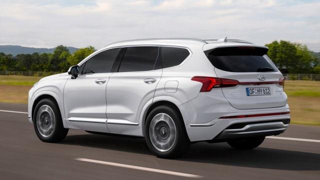 Inilah Hyundai Santa Fe Terbaru, Pesaing Toyota Fortuner Legender (295102)