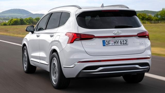 Hyundai Santa Fe Terbaru Ada di Daftar NJKB DKI Jakarta, Meluncur 2021? (214914)