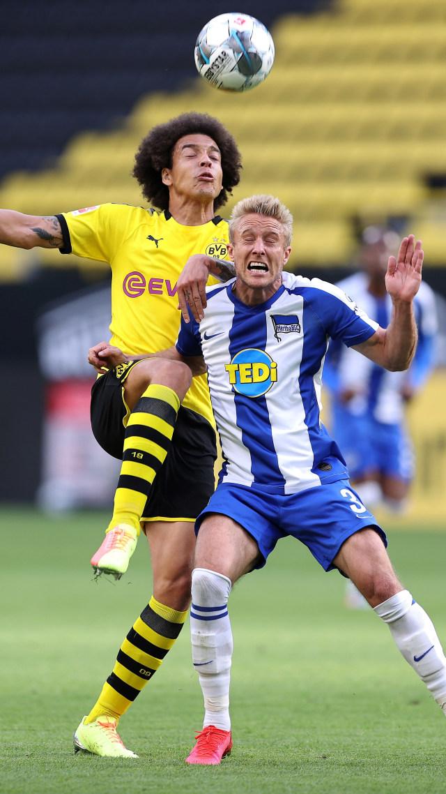 Hertha Berlin vs Dortmund: Prediksi Line Up, Head to Head & Jadwal Tayang (28130)