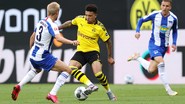 Hertha Berlin vs Dortmund: Prediksi Line Up, Head to Head & Jadwal Tayang (28131)