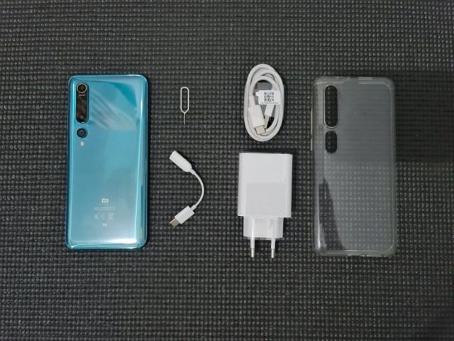 Review Xiaomi Mi 10: Desain Mewah, Kamera Banyak, Sesuai Fungsi (720896)