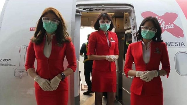 AirAsia Terbang Lebih Awal di Padang, Pekanbaru dan Bandung (13956)