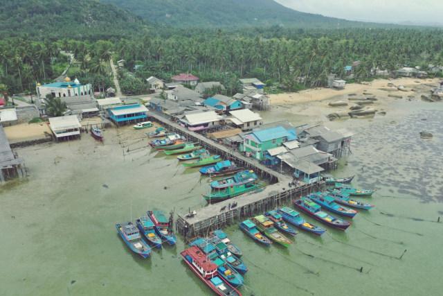 Jenazah Nelayan Ditemukan Terapung di Perairan Pulau Seribu (790167)