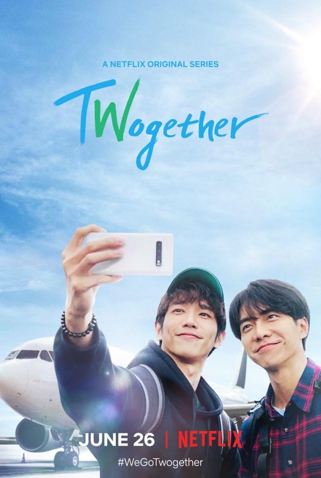 Lee Seung Gi dan Jasper Liu Siap Hibur Penggemar Lewat Reality Show, Twogether (75162)