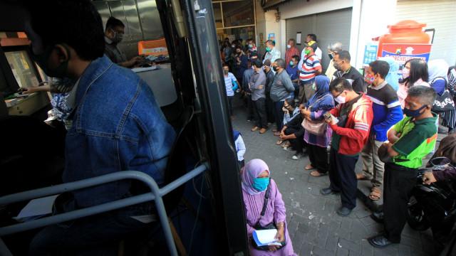 Jadwal SIM Keliling dan Gerai SIM di Jakarta, Rabu 17 Februari 2021 (50296)