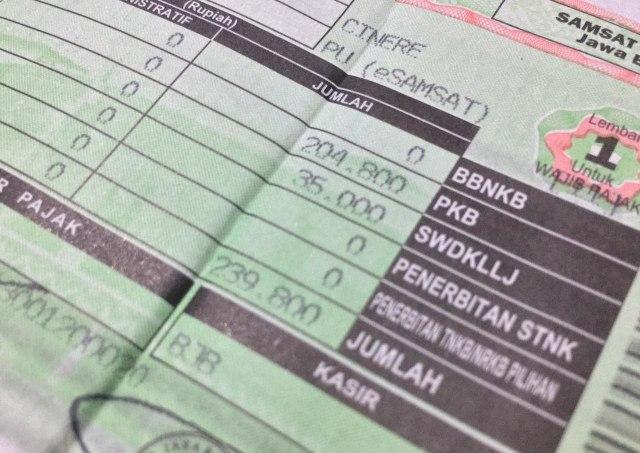 PSBB Ketat Berlaku, Pembayaran Pajak Kendaraan Dapat Dispensasi Lagi? (68110)